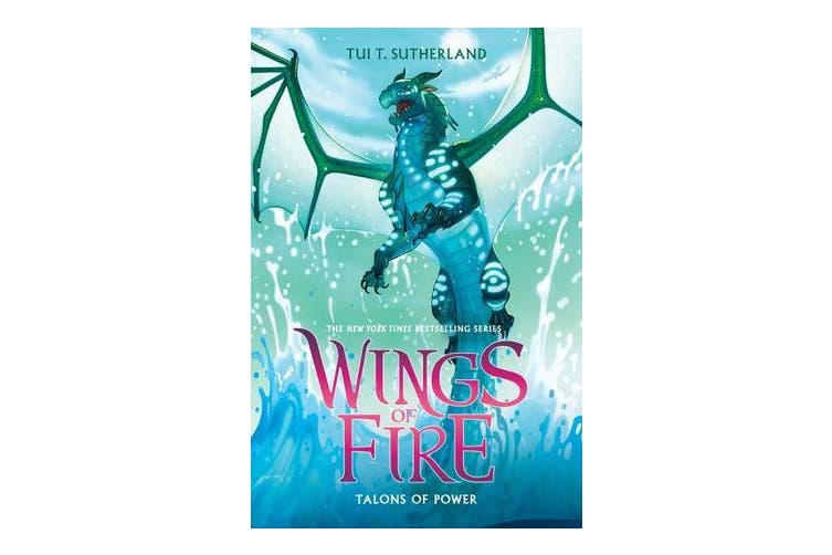 Wings of Fire #9 - Talons of Power