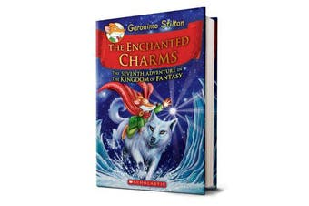 Geronimo Stilton and the Kingdom of Fantasy - Enchanted Charms (#7)