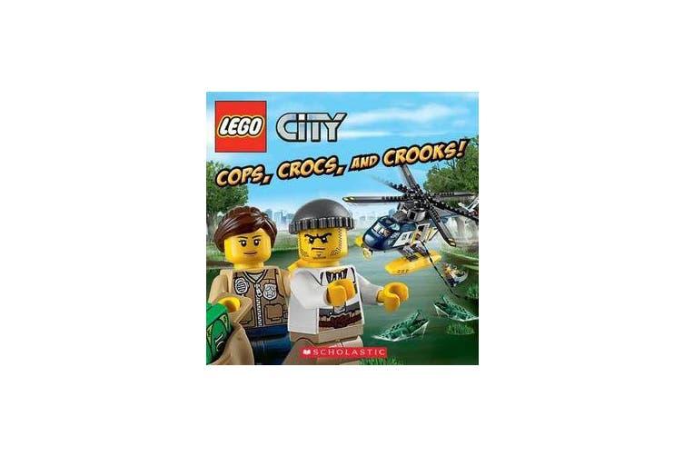 Cops, Crocs, and Crooks! (Lego City)