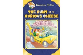 Geronimo Stilton Special Edition - Hunt for the Curious Cheese