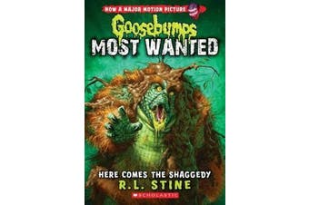 Goosebumps Most Wanted - #9 Here Comes the Shaggedy