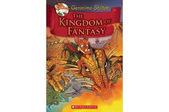 Geronimo Stilton and the Kingdom of Fantasy (#1)