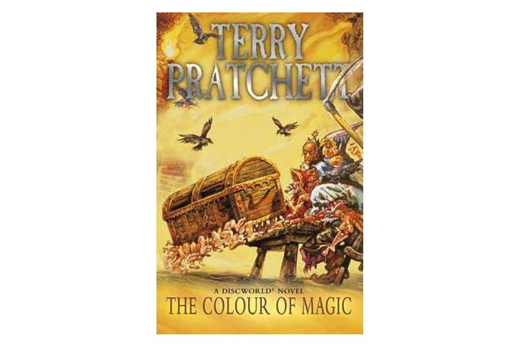 The Colour Of Magic - (Discworld Novel 1)