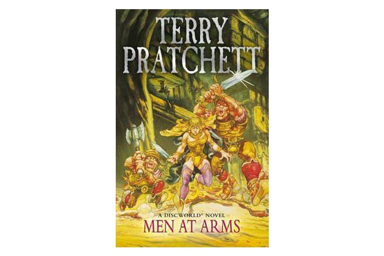 Men At Arms - (Discworld Novel 15)