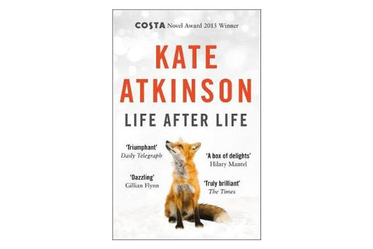Life After Life - Winner of the Costa Novel Award