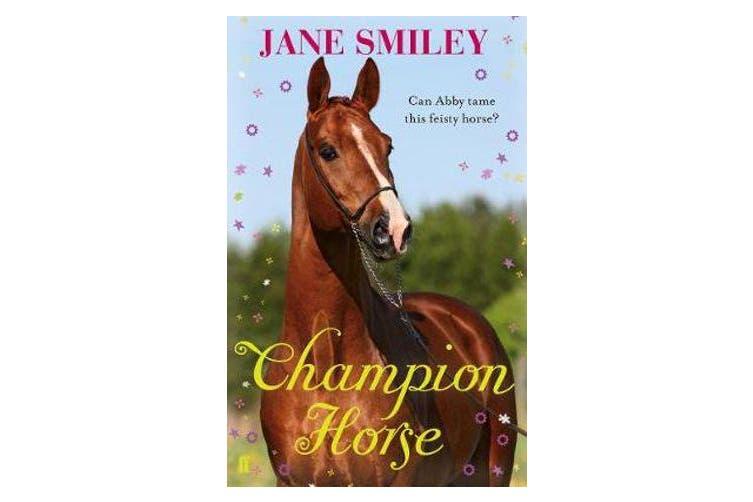 Champion Horse