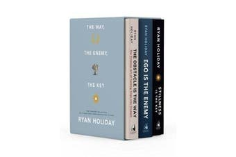 The Way, the Enemy, and the Key - A Boxed Set of the Obstacle Is the Way, Ego Is the Enemy & Stillness Is the Key
