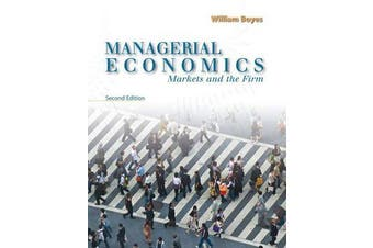 Managerial Economics - Markets and the Firm