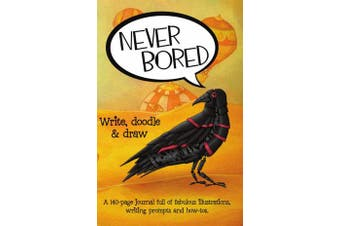 Never Bored - Write, Doodle & Draw