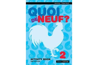 Quoi de Neuf ? 2 Activity Book