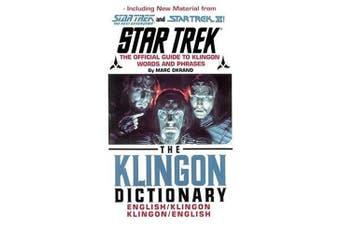 Klingon Dictionary - English/Klingon, Klingon/English