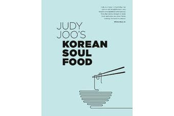 Judy Joo's Korean Soul Food - Authentic dishes and modern twists