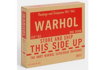 The Andy Warhol Catalogue Raisonne, Paintings and Sculpture 1961-1963 - Paintings and Sculptures 1961-1963