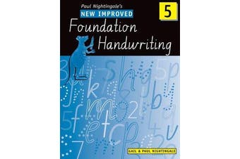 New Improved Foundation Handwriting NSW Year 5 - Book 5