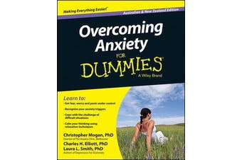 Overcoming Anxiety For Dummies - Australia / NZ