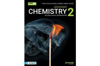 Jacaranda Chemistry 2 VCE Units 3 and 4 2E learnON & Print + studyON