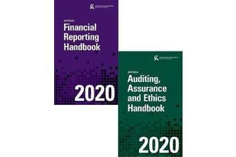Financial Reporting Handbook 2020 Australia + Auditing, Assurance, and Ethics Handbook 2020 Australia