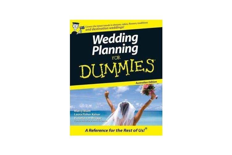 Wedding Planning For Dummies (R)