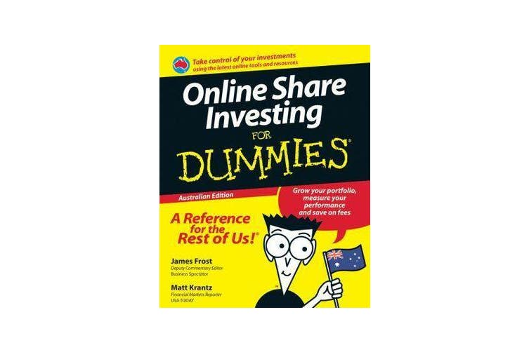 Online Share Investing For Dummies