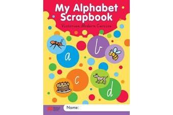 My Alphabet Scrapbook - Victorian Modern Cursive
