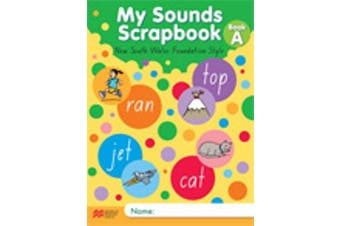 My Sounds Scrapbook for NSW - Bk. A