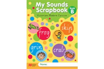 My Sounds Scrapbook Book 2 for VIC and WA
