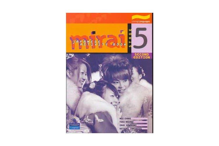Mirai 5 Activity Book