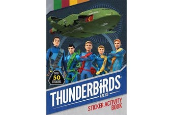 Thunderbirds Are Go Sticker Activity Book