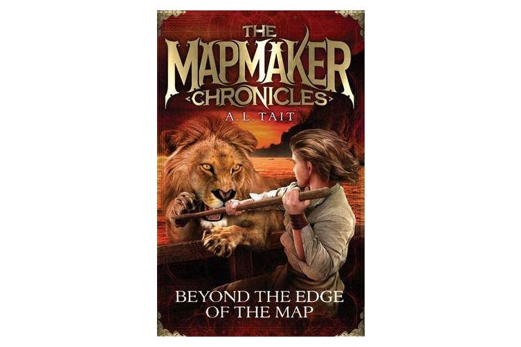 Beyond the Edge of the Map - The Mapmaker Chronicles Book 4 - the bestselling adventure series for fans of Emily Rodda and Rick Riordan