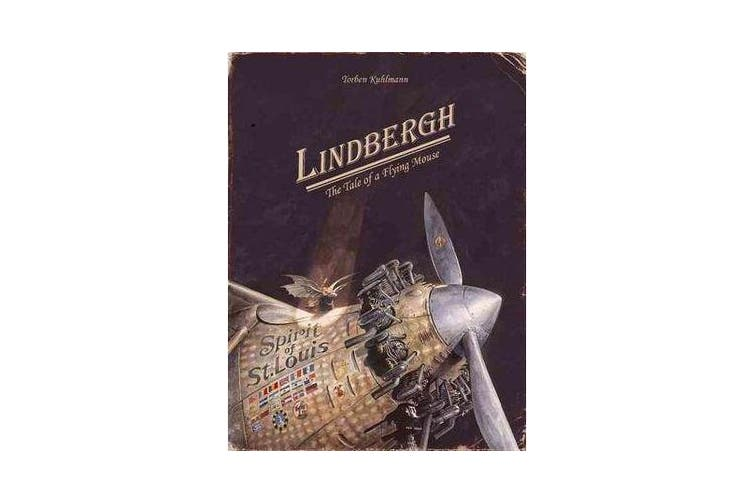 Lindbergh - Tale of a Flying Mouse
