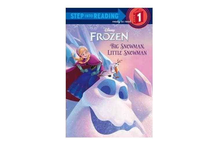 Frozen - Big Snowman, Little Snowman