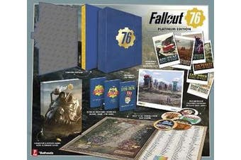Fallout 76 - Official Platinum Edition Guide