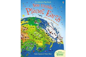 See Inside - Planet Earth