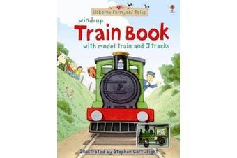 Farmyard Tales Wind-Up Train Book