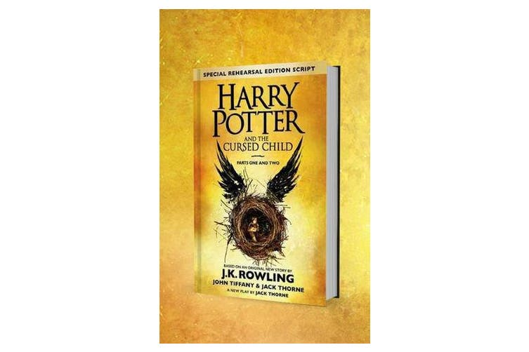 Harry Potter and the Cursed Child - Parts One and Two (Special Rehearsal Edition) - The Official Script Book of the Original West End Production