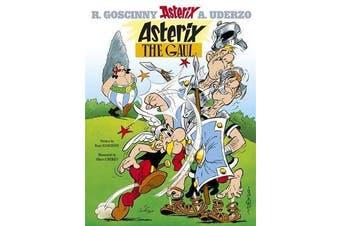 Asterix: Asterix The Gaul - Album 1