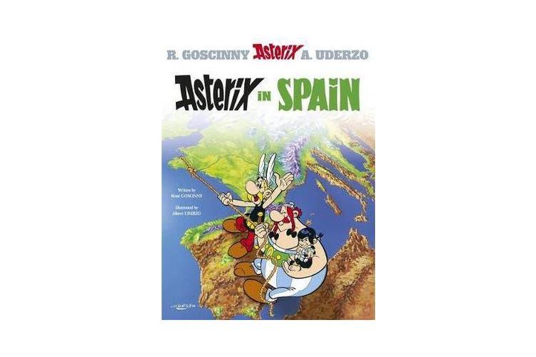 Asterix: Asterix in Spain - Album 14