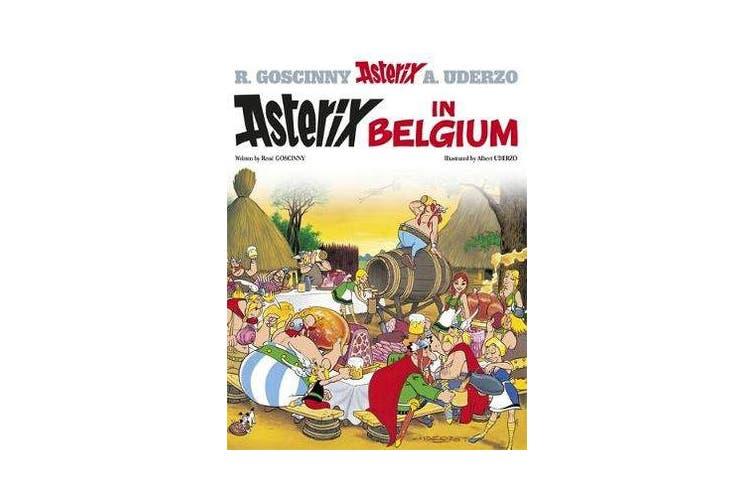 Asterix: Asterix in Belgium - Album 24