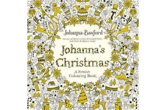 Johanna's Christmas - A Festive Colouring Book