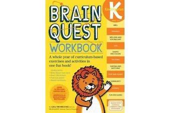 Brainquest Kindergarten Workbook Ages 5-6