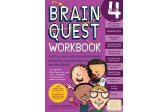 Brain Quest Workbook - Grade 4