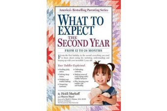 What to Expect the Second Year - From 12 to 24 Months