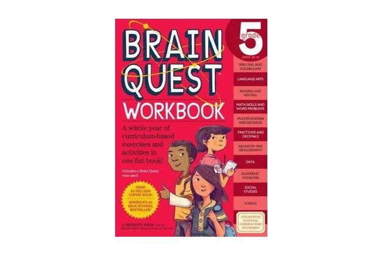 Brain Quest Workbook Grade 5