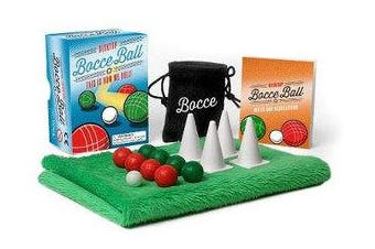 Desktop Bocce Ball - This Is How We Roll!
