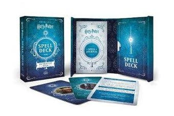 Harry Potter - Spell Deck and Interactive Book of Magic