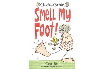Chick and Brain - Smell My Foot!
