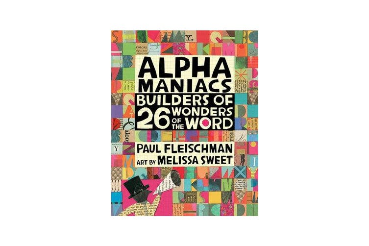 Alphamaniacs - Builders of 26 Wonders of the Word