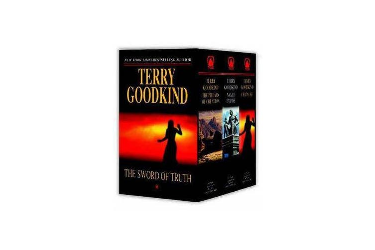 Sword of Truth, Boxed Set III, Books 7-9 - The Pillars of Creation, Naked Empire, Chainfire