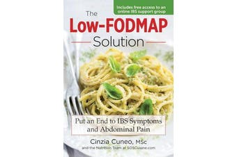 Low-FODMAP Solution - Put an End to IBS Symptoms and Abdominal Pain