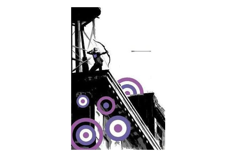Hawkeye Volume 1 - My Life As A Weapon (marvel Now)